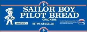 pilot-bread