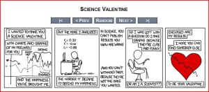 science-valentine