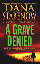 Cover: A Grave Denied