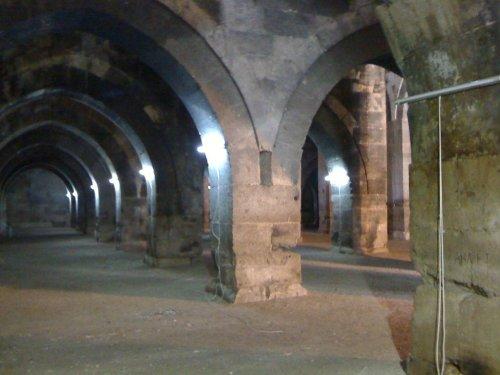 caravanserai stables