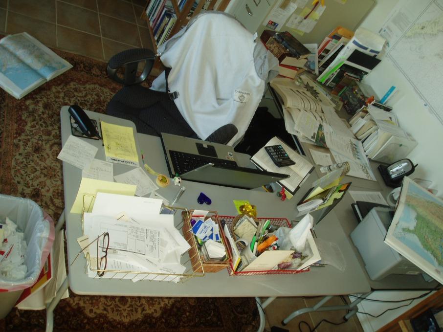 The Writer's Desk