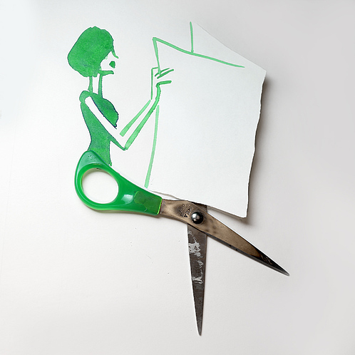 scissor lady